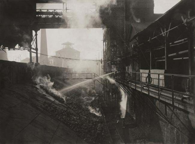 Félix Thiollier (1842-1914) 'The Verpilleux Coking Plant, near Saint-Etienne' 1895-1910