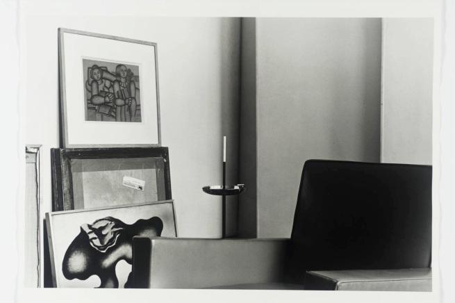 Louise Lawler(American, b. 1947) 'Etude pour La Lecture, 1923, This Drawing is for Sale, Paris' 1985