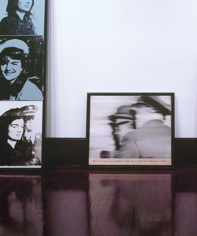 Louise Lawler. 'Life After 1945 (Hats)' 2006/2007
