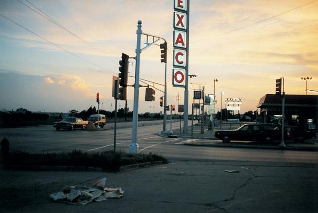 Stephen Shore (American, born 1947) 'Oklahoma City, Oklahoma' July 9, 1972