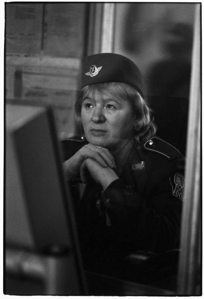 Olga Chernysheva. 'On duty' 2007