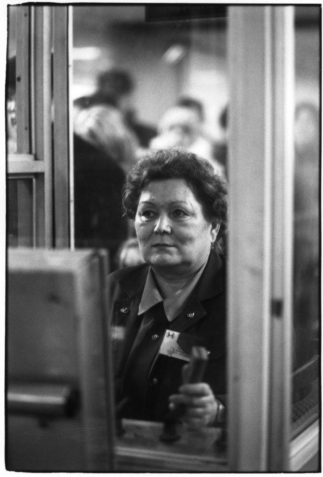 Olga Chernysheva. 'On duty' 2007