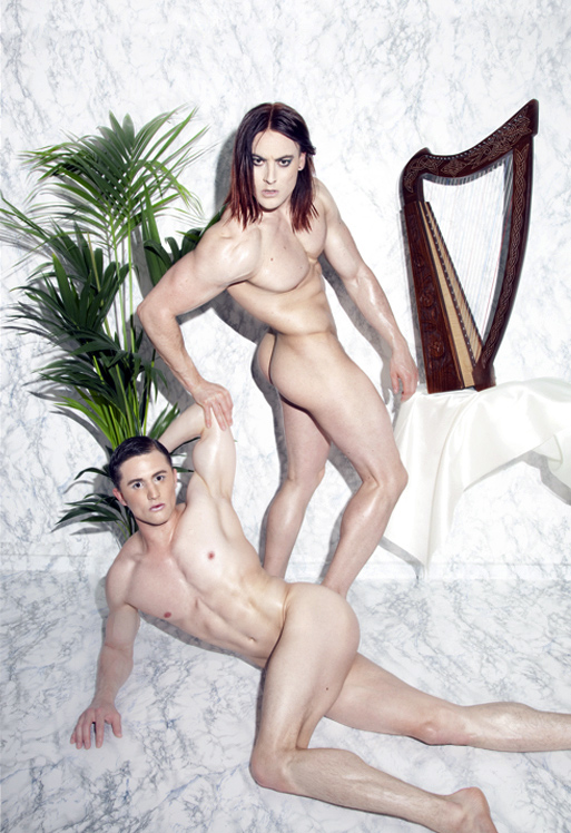 Rico-Scagliola-&-Michael-Meier-Nude-Leaves-and-Harp-WEB