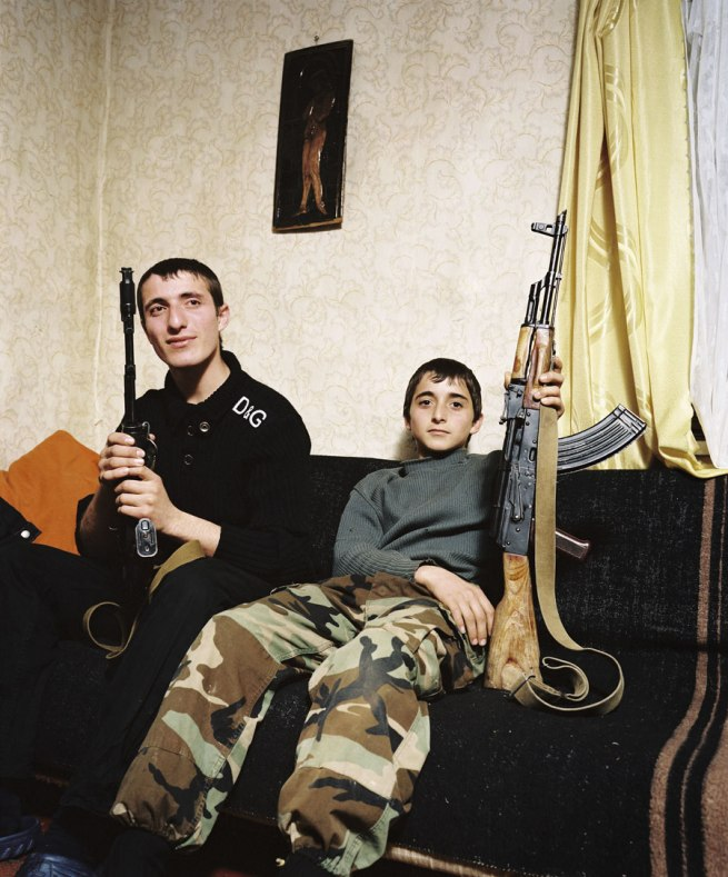Rob Hornstra. 'Kuabchara, Abkhazia' 2009