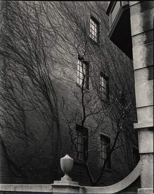 Brett Weston (American, 1911-1993) '[Sutton Place, New York]' c. 1945
