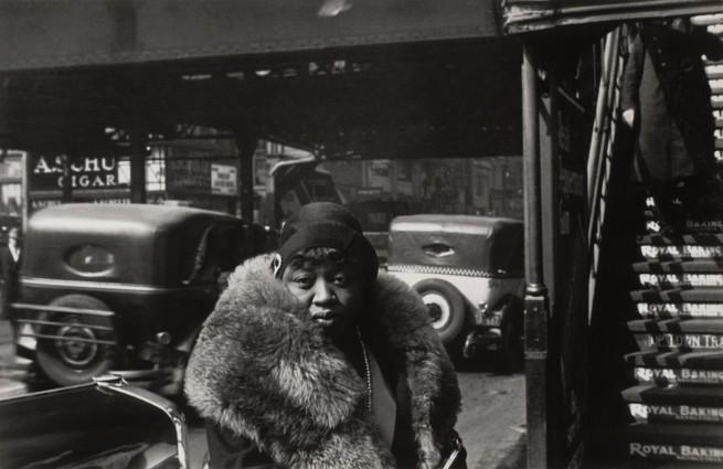Walker Evans (American, 1903-1975) '42nd Street, New York' 1929