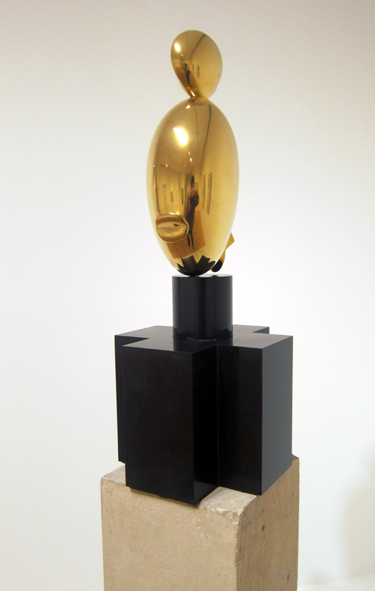 Constantin Brancusi. 'La Négresse blonde' (The Blond Negress) 1926