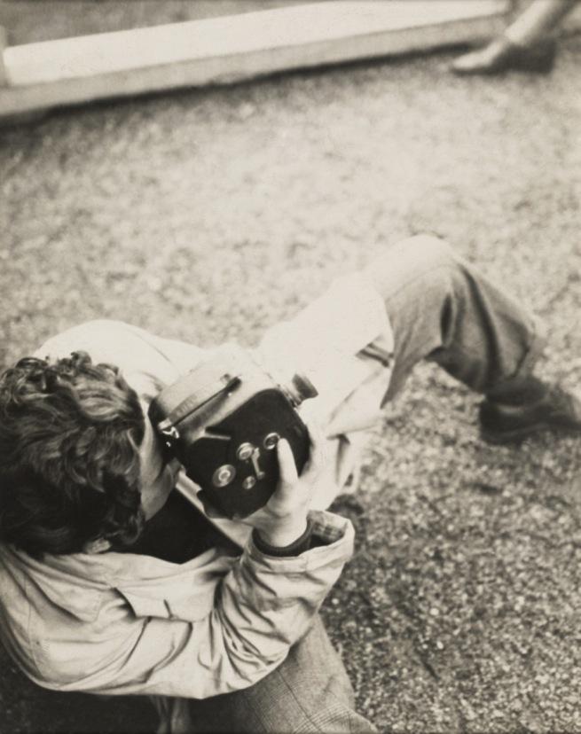 Germaine Krull. 'Portrait of Joris Ivens, Amsterdam' c. 1928