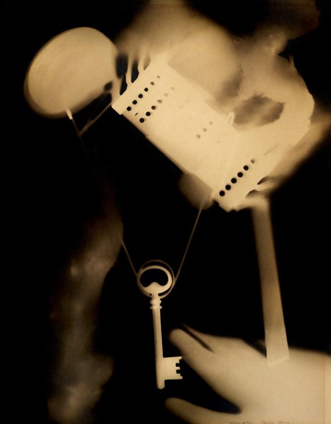 Man Ray. 'Untitled (Rayograph)' 1922