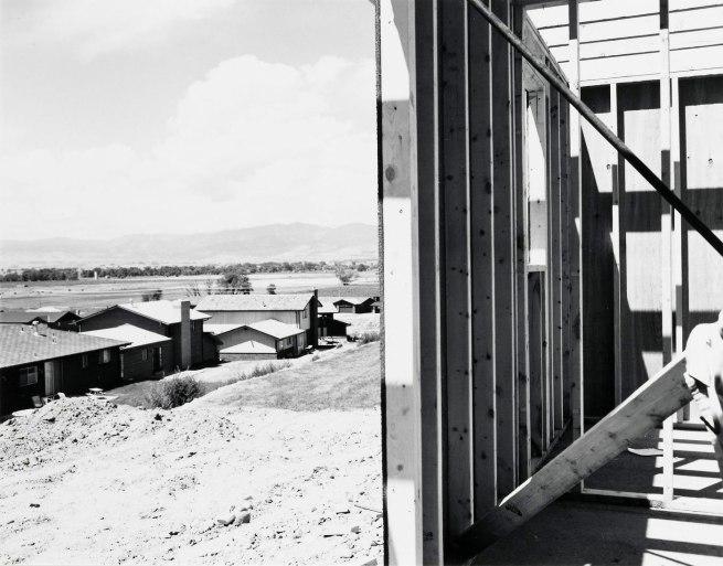 Robert Adams (American, born 1937) 'Longmont, Colorado' 1973