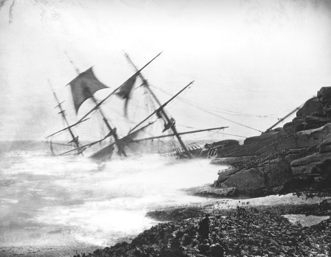The Gibsons of Scilly. 'The Minnehaha' 1874