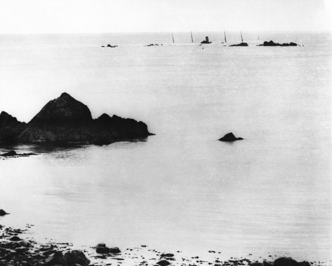 The Gibsons of Scilly. 'The Mohegan' 1898
