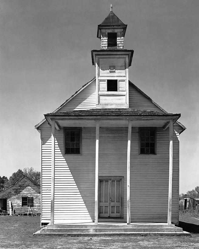 Walker Evans (American, 1903-1975) 'Negro Church, South Carolina' 1936