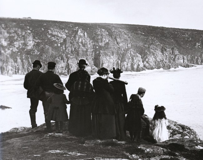 The Gibsons of Scilly. 'SV Granite State / Slate' (detail) 1895