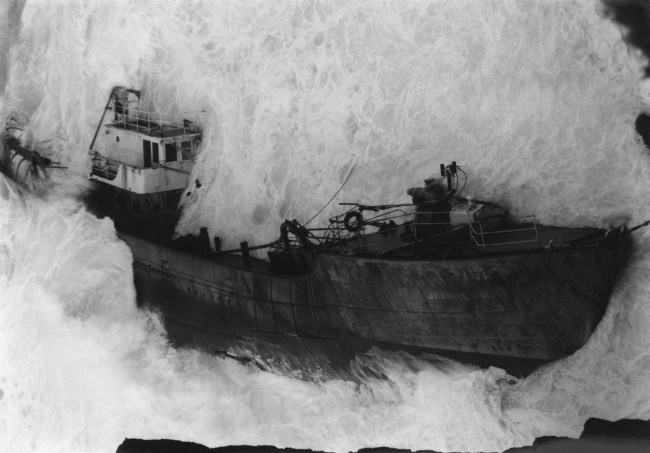 The Gibsons of Scilly. 'The Jeanne Gougy' 1962
