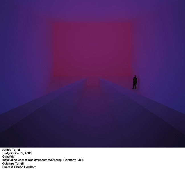 James Turrell. 'Bridget's Bardo' 2009