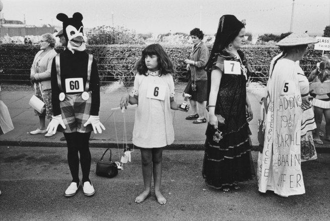 Tony Ray-Jones. 'Eastbourne Carnival, 1967' 1967