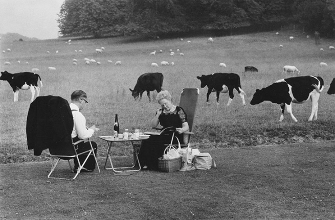 Tony Ray-Jones. 'Glyndebourne, 1967' 1967