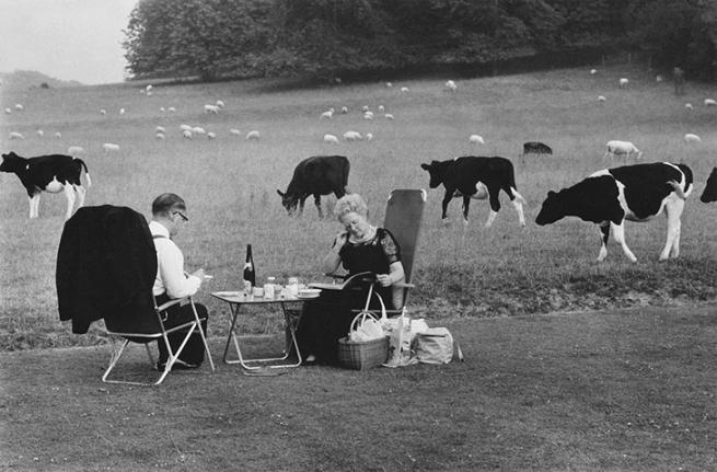 Tony Ray-Jones. 'Glyndebourne, 1967' 1967