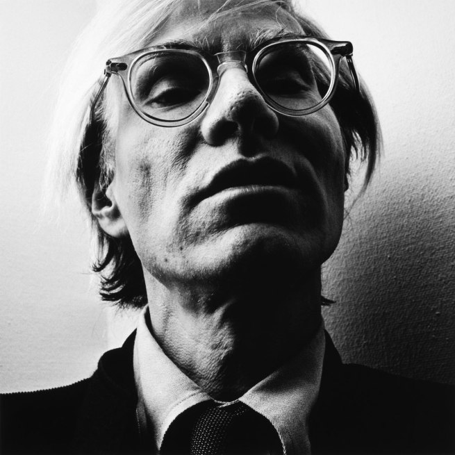Hans Gedda. 'Andy Warhol' 1976