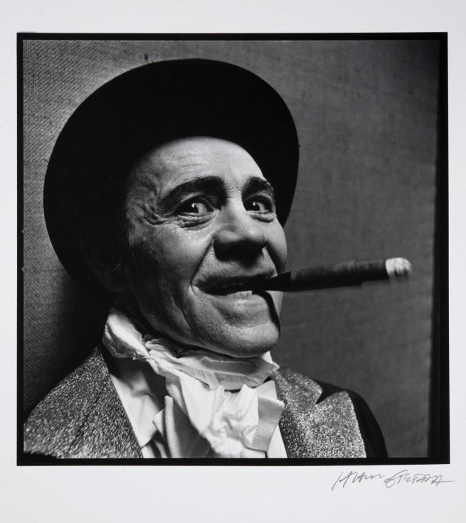 Hans Gedda. 'Fantini, clown' Nd