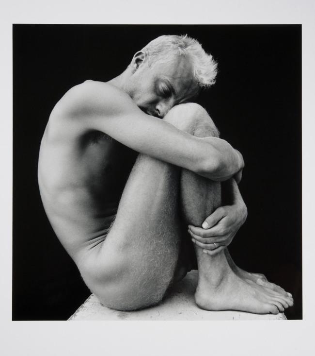 Hans Gedda. 'Jonas Gardell' c. 1992
