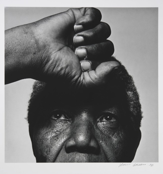 Hans Gedda. 'Nelson Mandela' 1990