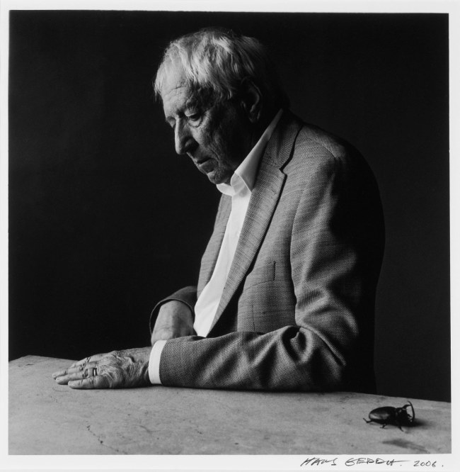 Hans Gedda. 'Tomas Tranströmer' 2006