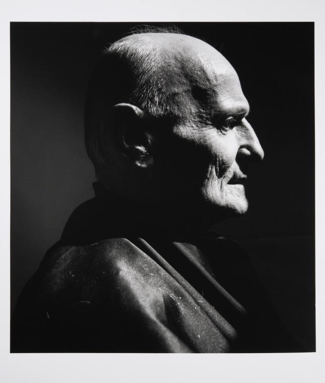 Hans Gedda. 'Unknown man' c. 1995