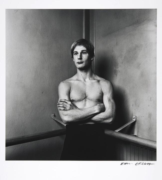 Hans Gedda. 'Niklas Ek, dancer, actor' Reprint 2012