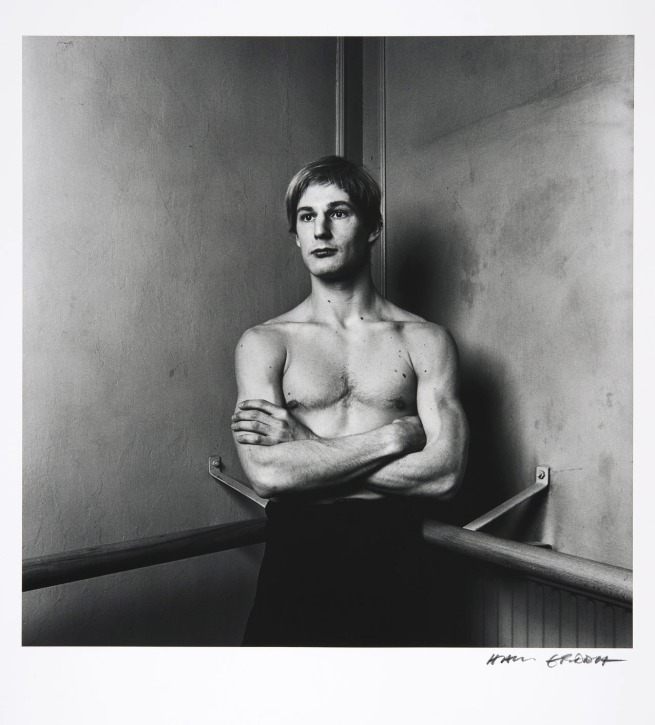 Hans Gedda. 'Niklas Ek, dancer, actor' Reprint 2012