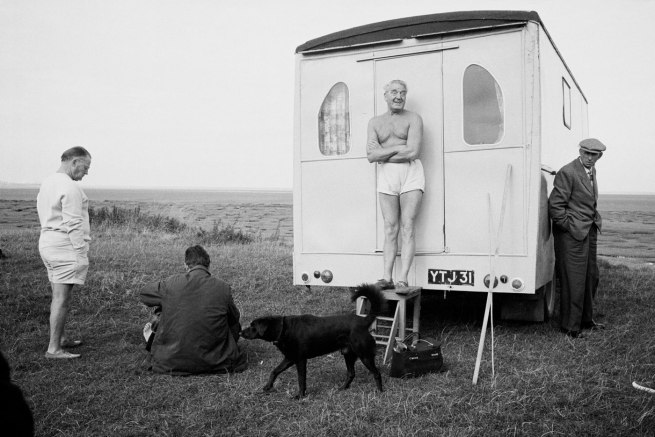 Tony Ray-Jones. 'Location unknown, possible Morcambe, 1967-68' 1967-68