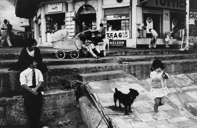 Tony Ray-Jones. 'Ramsgate, 1967' 1967
