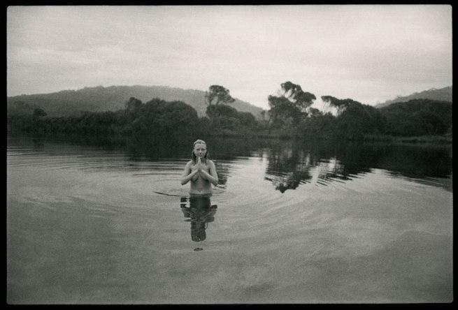 Leonie Reisberg (Australia, b. 1955) 'Portrait of Peggy Silinski, Tasmania' c. 1976