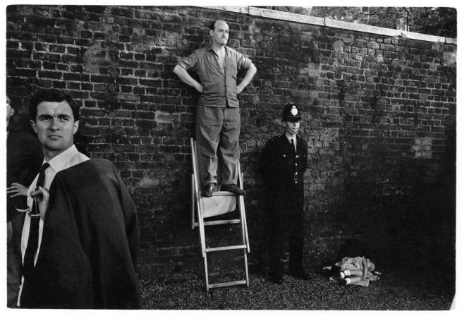 Tony Ray-Jones. 'Trooping the Colour, London, 1967' 1967
