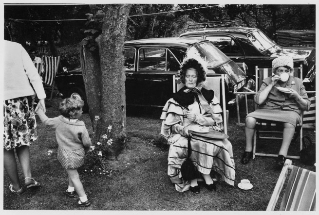 Tony Ray-Jones. 'Dickens Festival, Broadstairs, c.1967' c.1967