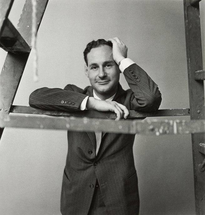 Hermann Landshoff. 'Photographer Irving Penn' 1948