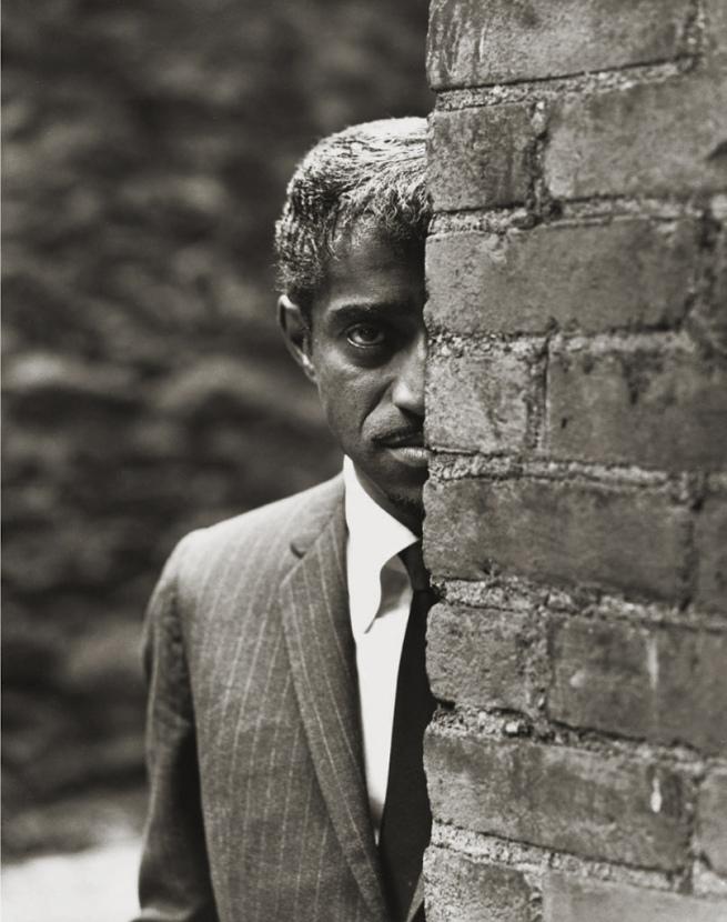 Philippe Halsman. 'Sammy Davis Jr' 1965