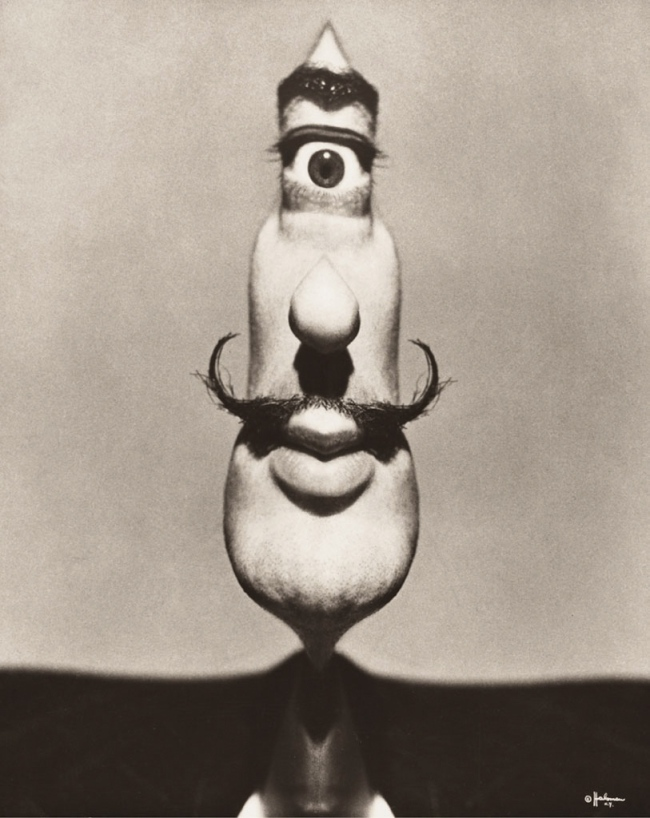 Philippe Halsman. 'Dalí Cyclops' 1949