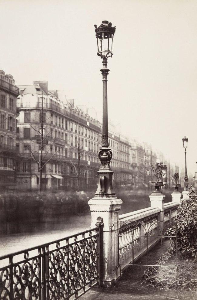Charles Marville (French, 1813-1879) 'Arts et Métiers (Ancien Modèle)' 1864