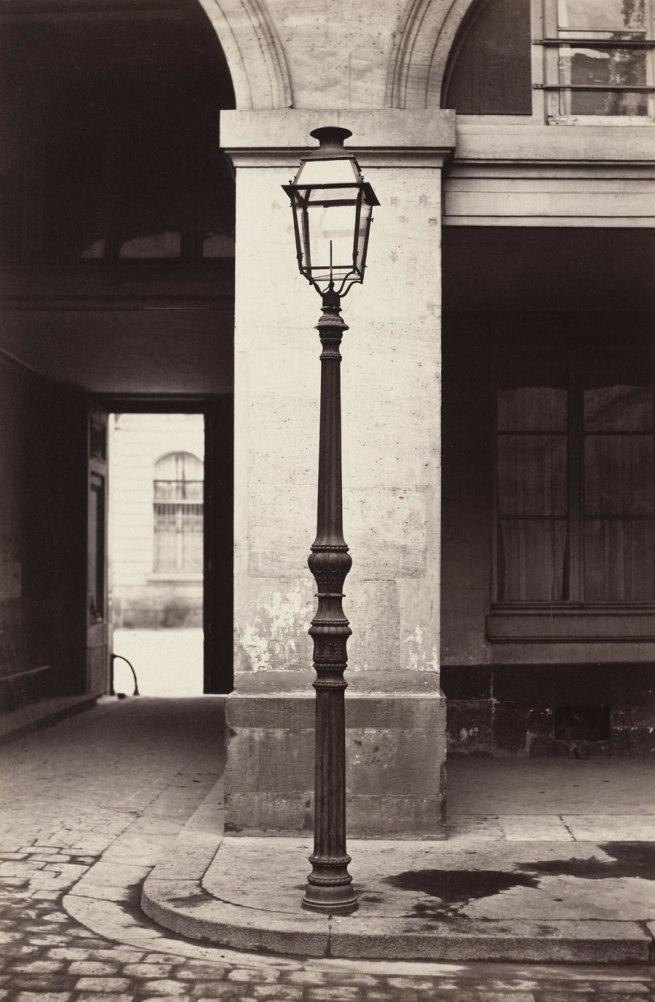 Charles Marville (French, 1813-1879) 'Hôtel de la Marine' 1864-70