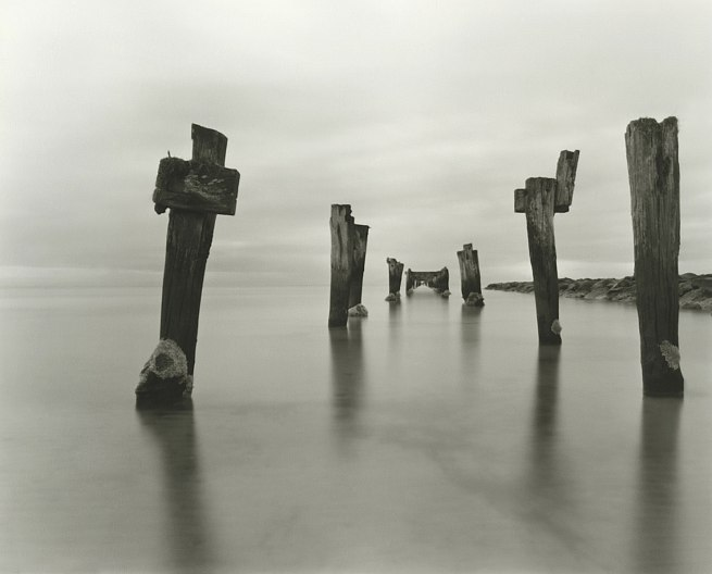 David Tatnall. 'Clifton Springs Jetty' 2012