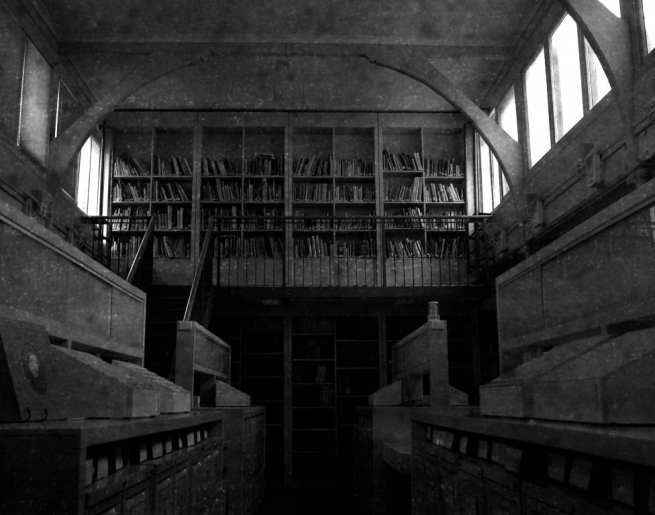 Jane Brown. 'Decommissioned Art History Library, University of Melbourne' 2012-2013