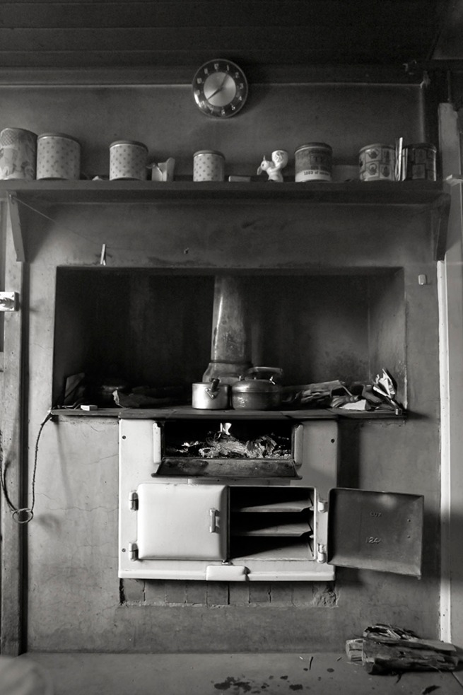 Kristian Laemmle-Ruff. 'Ralph's oven' 2014