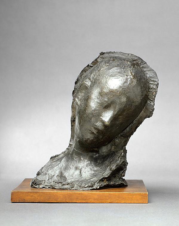 Medardo Rosso. 'Enfant malade (Ziek kind) 1895 (1903-1904)