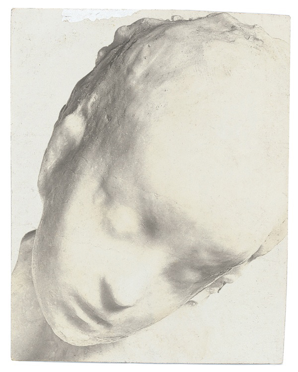 Medardo Rosso. 'Enfant malade (Ziek kind)' c. 1909