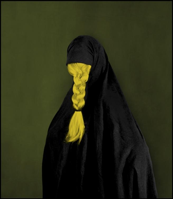 Hoda Afshar. 'Westoxicated #1' 2013