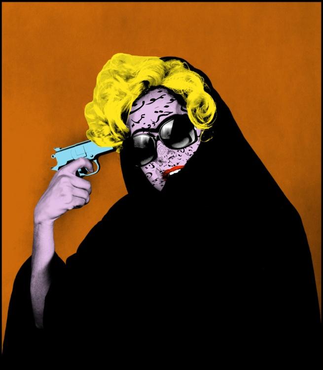 Hoda Afshar. 'Westoxicated #3' 2013