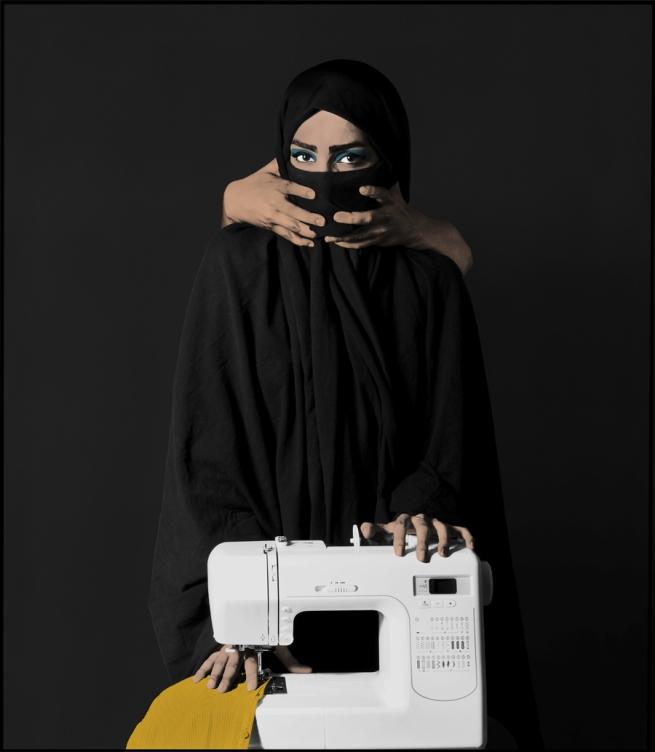 Hoda Afshar. 'Westoxicated #9' 2013