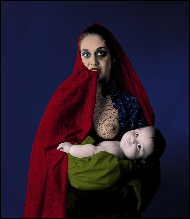 Hoda Afshar. 'Westoxicated #2' 2013